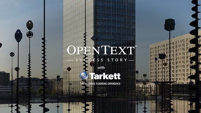 Tarkett customer story thumbnail
