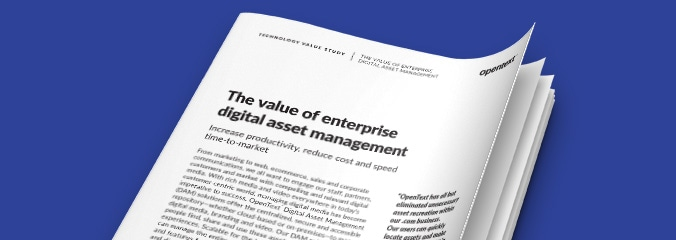 Value of enterprise digital asset management thumbnail