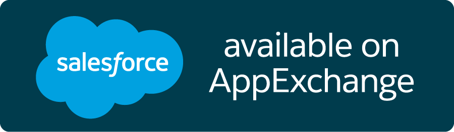 Salesforce - available on AppExchange image
